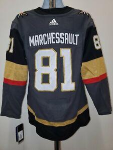 New Las Vegas Golden Knights Jonathan Marchessault MEDIUM (50) Adidas Jersey #81