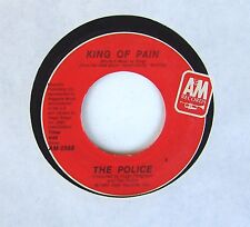 "The Police - Sting - Someone To Talk To /  King Of Pain 7"" 45 A&M Record"