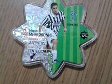 Calciatori Football Stars Edibas 2006/07 N 3 stella 126 MARCHIONNI Juventus