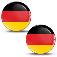 3D Aufkleber Deutschland Deutsche Fahne Flagge Flag Sticker Helm Auto Motorrad