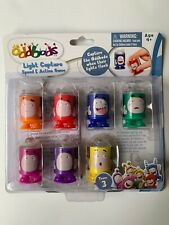 ODDBODS Light Capture Speed & Activity Game Lights Up 2 Different Colors NIB