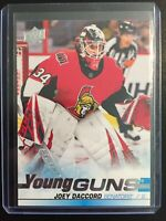 2019-20 Upper Deck Young Guns Joey Daccord #477