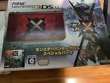 Monster Hunter Cross 3DS LL