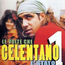 ADRIANO CELENTANO - LE VOLTE CHE CELENTANO E' STATO 1 - LP PICTURE NEW SEALED