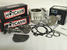 YFZ450 YFZ 450 98mm 478 CP Hotcams Stage 3 Three Big Bore Top End Rebuild Kit