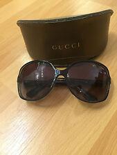 AUTHENTIC Brownl Gucci Sunglasses GG 3036/S 46KPT  !!!JENBEN