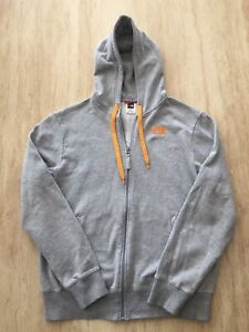 Mens The North Face Grey Hoodie Size M