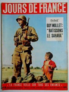 ►JOURS DE FRANCE 89/1956- MARILYN MONROE & ARTHUR MILLER- ANDRE DARRIGADE-FANGIO
