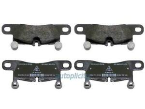 GENUINE fits Porsche 991-352-939-02 Brake Pad Set