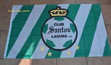 Santos Laguna Flag Banner 3x5 ft Torreon  Mexico Futbol Soccer Bandera