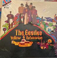 BEATLES~VERY RARE SEALED LP~YELLOW SUBMARINE~1973 UK PRESS~APPLE/EMI RECORDS