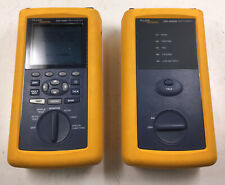 Fluke Networks Cable Analyzer DSP-4300 with Smart Remote DSP-4300SR