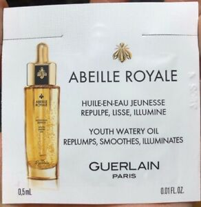 Guerlain Abeille Royale youth watery oil sample