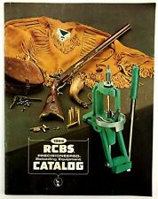 1969 Rcbs Precisioneered Reloading Equipment Catalog Price List Ammo Prepper