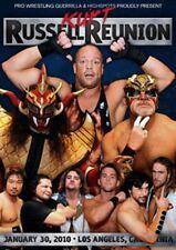 Pro Wrestling Guerrilla: Kurt Russel Reunion DVD, PWG Gret Muta Jushin Liger RVD