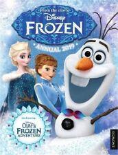 Disney Frozen Annual 2019 by Egmont Publishing UK 9781405291200