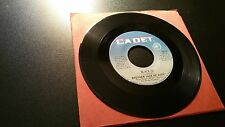 "Brother Jack Mc Duff  "" BLACK IS! / WIN,LOSE OR DRAW "" 7"" JAZZ CADET 1969"