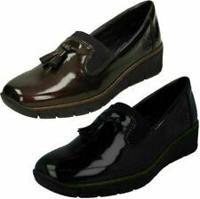 Rieker Ladies Tassel Detail Formal Shoe 53751
