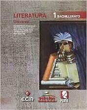 (15).LITERATURA UNIVERSAL 1ºBACHILLERATO. ENVÍO URGENTE (ESPAÑA)