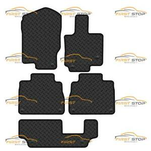 Mercedes GLE 2019-Onwards Fully Tailored 3mm Rubber Heavy Duty Car Floor Mats