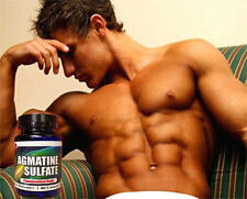 AGMATINE Sulfate ADVANCED Muscle Builder Factor XTREME Bodybuilding Supplements