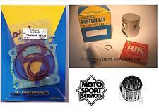 Yamaha YZ 125 98-00 Mitaka Top End Rebuild Kit Piston B Gasket & Bearing