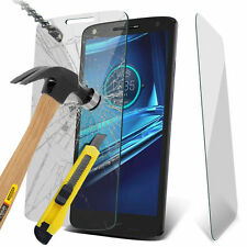 100% Tough Tempered Glass Film Screen Protector for Motorola Moto X Force