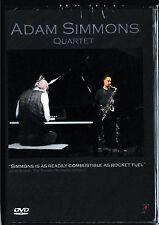 Adam Simmons Quartet   [DVD]  NEU+VERSCHWEISST/SEALED!