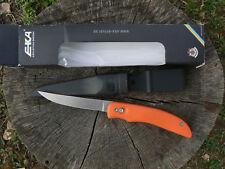 NUOVO! Coltello EKA EKA735008 Fish Blade orange knife couteau messer navaja