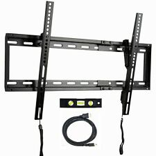 "Tilt TV Wall Mount for most 23 29 37 42 46 48 50 55 60 70 75"" LED LCD Plasma WT1"