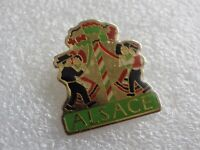 Pin's vintage collector pins collection publicitaire ALSACE LOT PG096