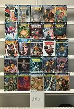 Trinity  Wonder Woman Rebirth Dc 25 Lot Comic Book Comics Set Run Collection Box