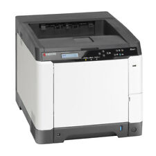 Kyocera Ecosys P6026cdn Color Workgroup Laser Printer 34K pages w/Toner