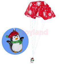 Penguin Paracadute Volante Giocattolo Bambini Ragazzi Ragazze Regalo Di Natale Natale Stocking Filler