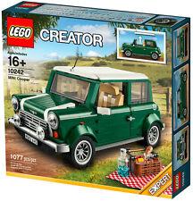 NEW LEGO MINI COOPER Set 10242 Sealed creator sealed in box nib green car