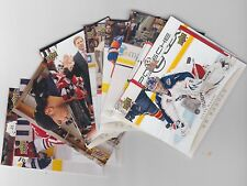 11-12 2011-12 UPPER DECK CANVAS - FINISH YOUR SET - LOW SHIPPING RATE