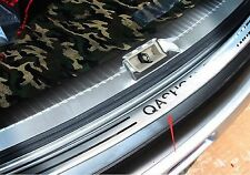 Superior Quality Stainless Steel Rear bumper Protector Sill Qashqai 2007 to 2016
