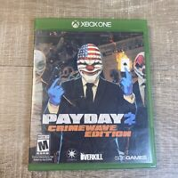 Payday 2: Crimewave (Microsoft Xbox One, 2015)