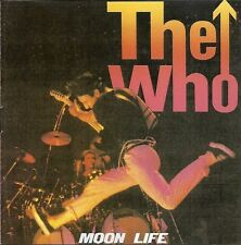The WHO - Moon Life - Recorded Live in USA - CD - 1990