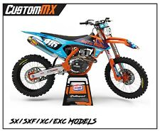 KTM 2000-2019 MOTOCROSS GRAPHICS MX SX SXF EXC EXCF 125 150 250 350 450