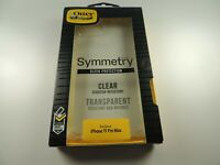 "Authentic OtterBox Symmetry Series Case for iPhone 11 Pro Max 6.5"" - Clear"
