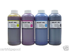 Refill ink for HP 62 62XL Officejet 5740/8040 ENVY 8000 4x500ml Pigment Black