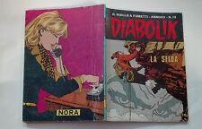 40446 Diabolik - a. XV n. 13 1976 - La sfida