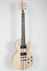Elanor-NM, E-Gitarre, Korpus: Esche massiv, Hals: Ahorn, MH&PU Wilkinson, natur