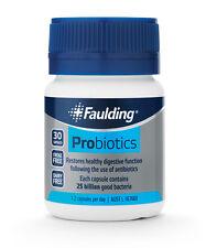 LIKE INNER HEALTH PLUS FAULDING 25BILLION PROBIOTICS 30 CAPS NO FRIDGE FREE POST