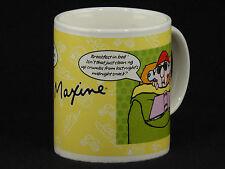 """Hallmark Maxine """"Breakfast in Bed"""" Coffee Mug"""