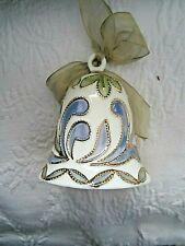Cloisonne Bell Porcelain Enamel Bell Ornament