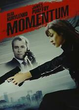 Momentum (DVD, 2015) Olga Kurylenko, Morgan Freeman, James Purefoy
