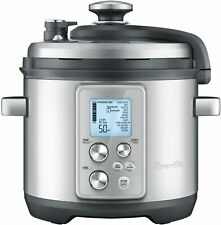 Breville BPR700BSS the Fast Slow Pro 6qt Digital Multi Cooker Stainless Steel