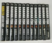 Manga Banana Fish Comic 1-11 Another Story Complete Set Akimi Yoshida Pocket